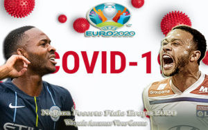 Negara Peserta Piala Eropa 2020
